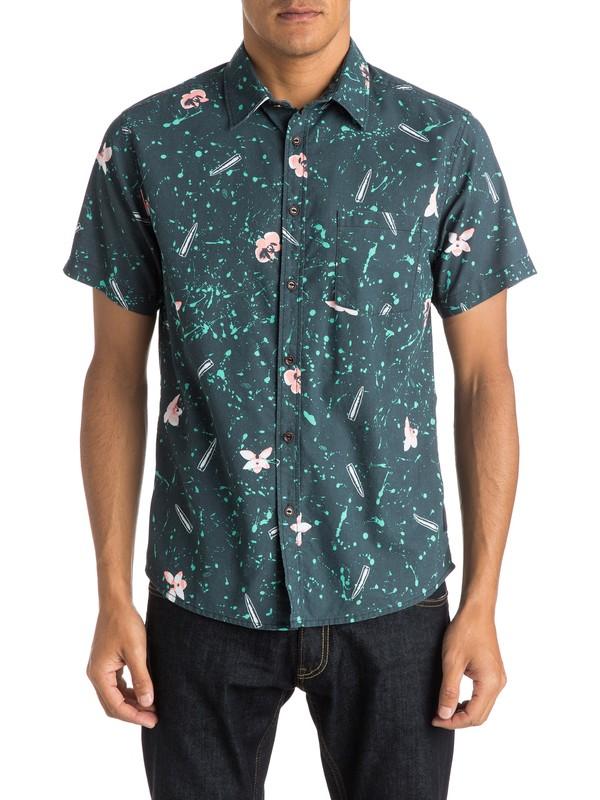 0 Sweet And Sour Shirt Short Sleeve Shirt  EQYWT03286 Quiksilver
