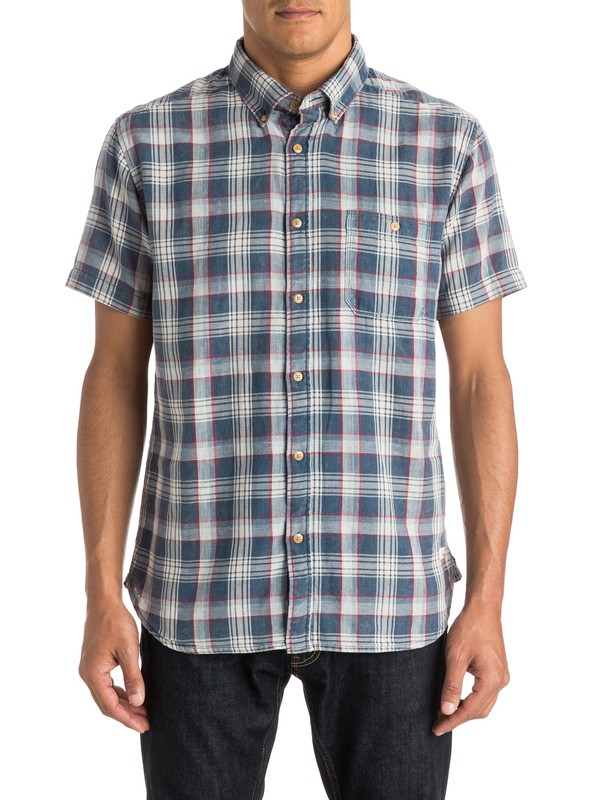 0 Brightshade - Chemise manches courtes  EQYWT03291 Quiksilver