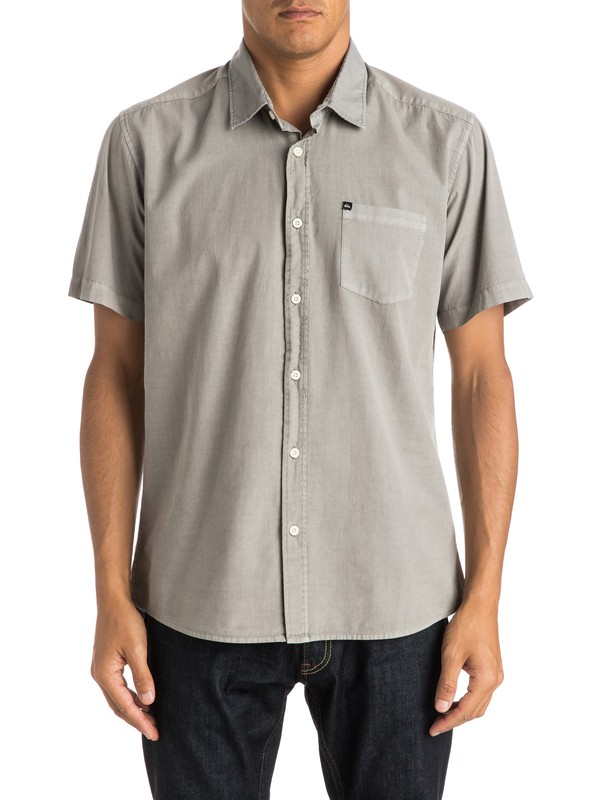 0 Everyday Solid - Chemise manches courtes  EQYWT03302 Quiksilver