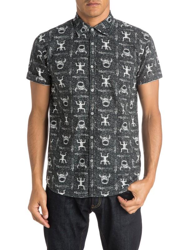 0 Skull Cave Shirt  Shirt  EQYWT03317 Quiksilver