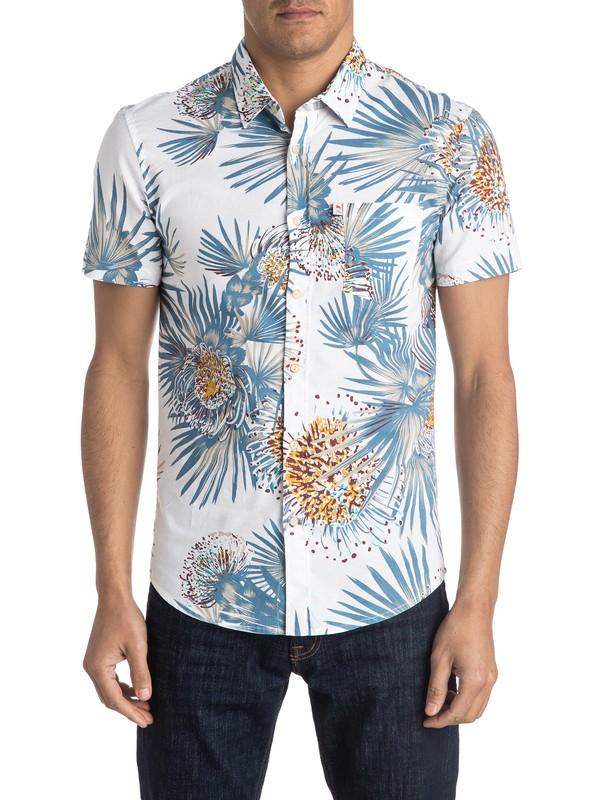 0 Camisa de Manga Corta Protea  EQYWT03367 Quiksilver
