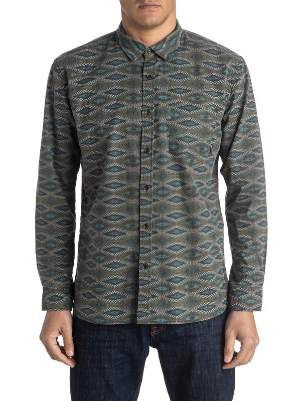 0 Dreamweaver Long Sleeve Shirt  EQYWT03393 Quiksilver