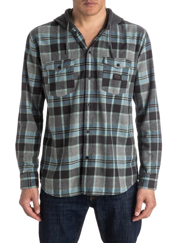 0 Fellow Player Long Sleeve Shirt  EQYWT03415 Quiksilver