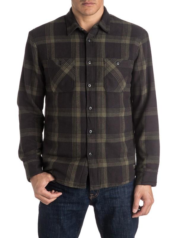 0 Metal Layer Long Sleeve Shirt  EQYWT03421 Quiksilver