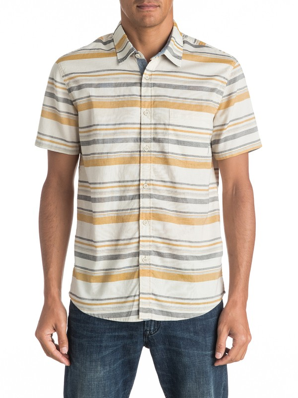 0 Aventail Short Sleeve Shirt  EQYWT03450 Quiksilver
