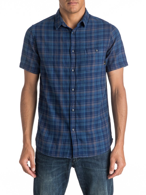 0 Phaser Short Sleeve Shirt  EQYWT03484 Quiksilver
