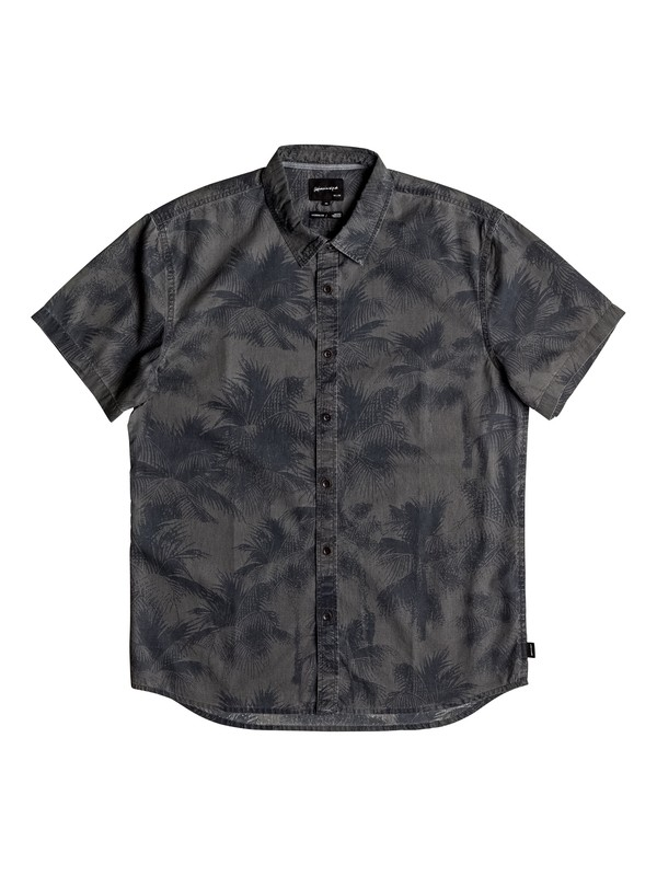 0 Apocolypso Short Sleeve Shirt  EQYWT03517 Quiksilver