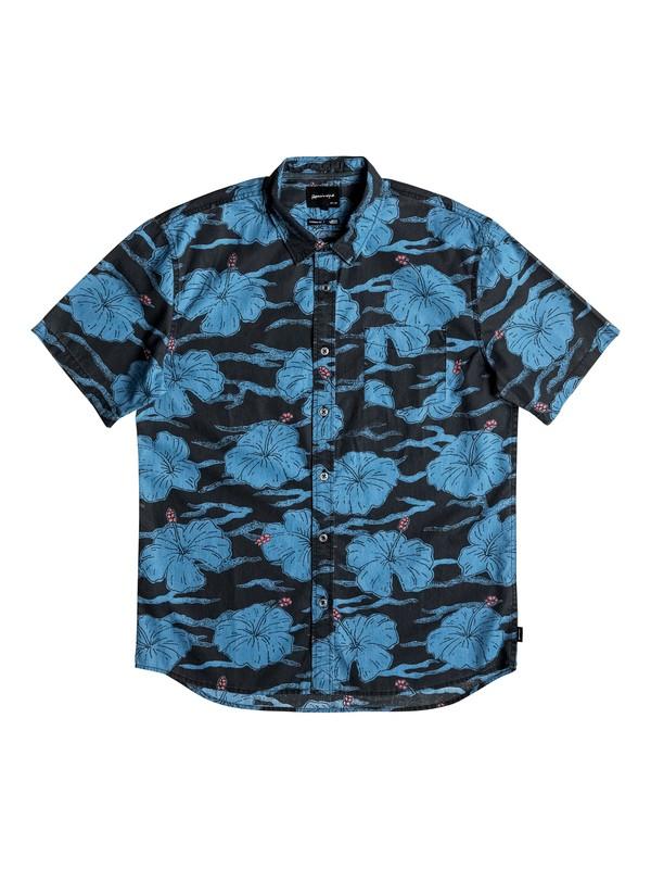 0 Napalm - Short Sleeve Shirt  EQYWT03518 Quiksilver