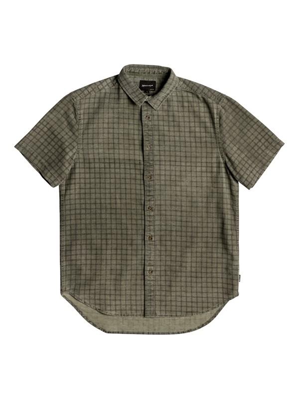 0 Cali Locals Short Sleeve Shirt  EQYWT03545 Quiksilver