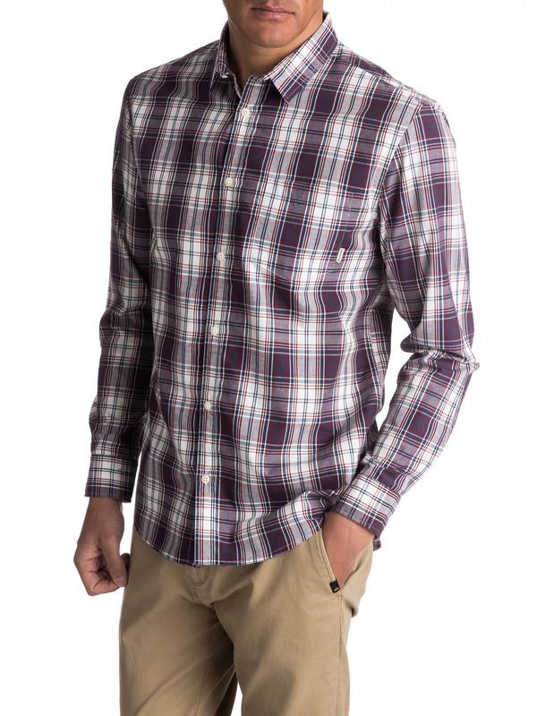 0 Tidal Long Sleeve Shirt  EQYWT03555 Quiksilver