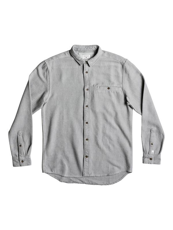 0 Men's The Griggs Long Sleeve Shirt  EQYWT03618 Quiksilver