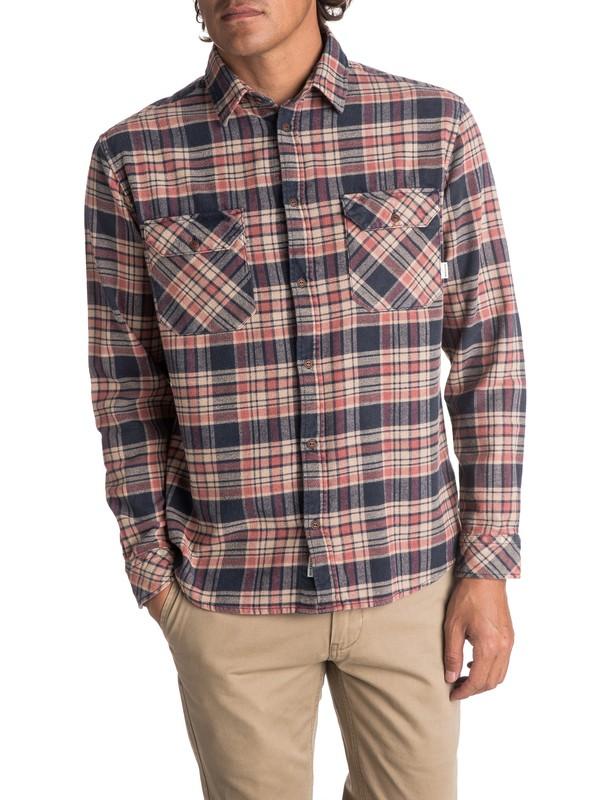 0 Hombres Camisa Manga Larga  Tangloop  EQYWT03623 Quiksilver