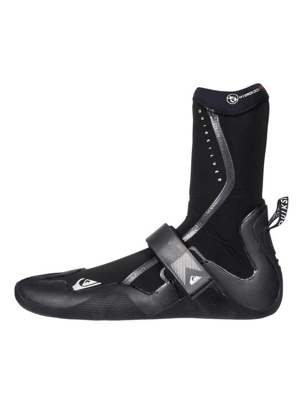 0 3mm Highline Plus - Chaussons de surf pouce séparé pour Homme Noir EQYWW03029 Quiksilver