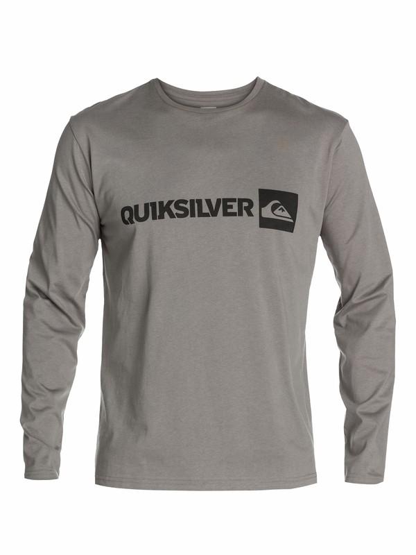 0 Ls Logo Bright B3  EQYZT03010 Quiksilver