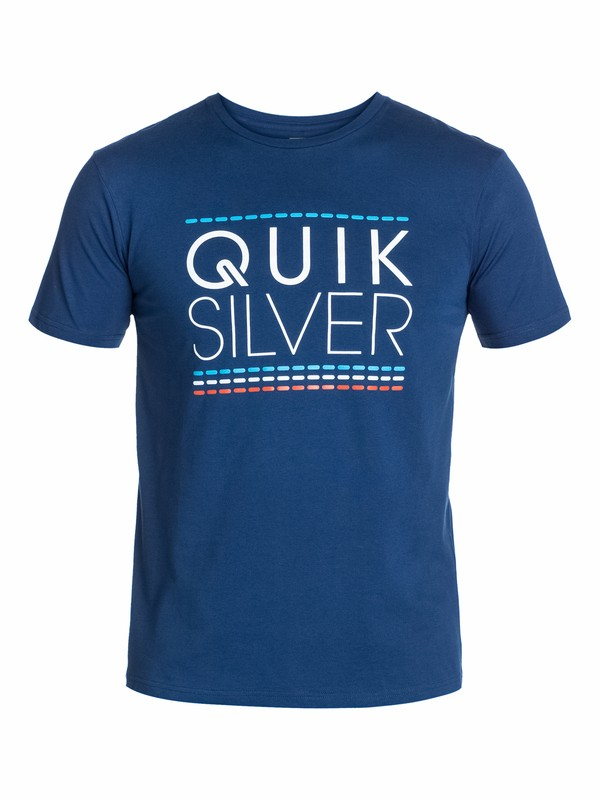 0 Ss Bright Tee C4  EQYZT03024 Quiksilver