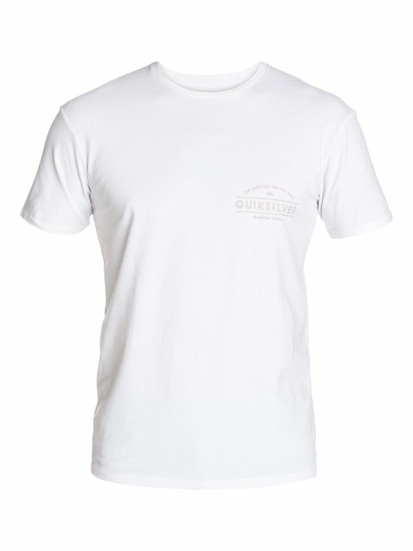 0 Ss Carbon Tee N1  EQYZT03065 Quiksilver