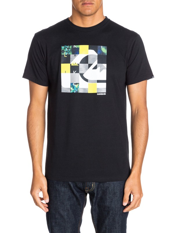 0 Classic Tee Chipped  EQYZT03134 Quiksilver