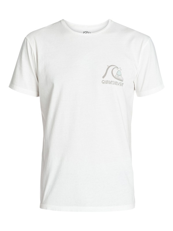 0 Garment Dyed Tee The Original  EQYZT03166 Quiksilver