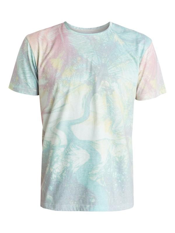 0 Camiseta Overhead  EQYZT03358 Quiksilver