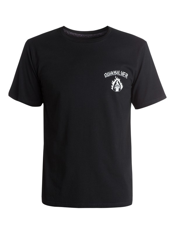 0 Black Night Tee  EQYZT03366 Quiksilver