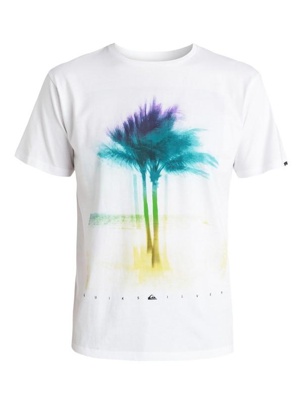 0 Classic Xray Palms - T-shirt  EQYZT03418 Quiksilver