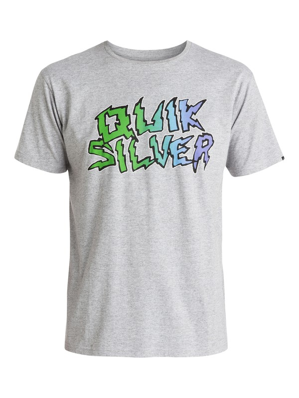 0 Classic Ghetto Livin - T-shirt  EQYZT03422 Quiksilver