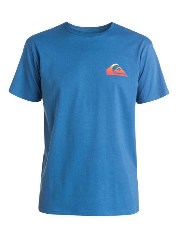 0 Classic Everyday Blend - T-shirt  EQYZT03425 Quiksilver