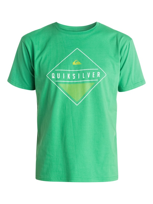 0 Classic Diamond Mine - T-shirt  EQYZT03427 Quiksilver