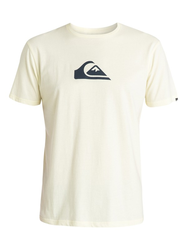 0 Everyday Logo - T-shirt  EQYZT03434 Quiksilver
