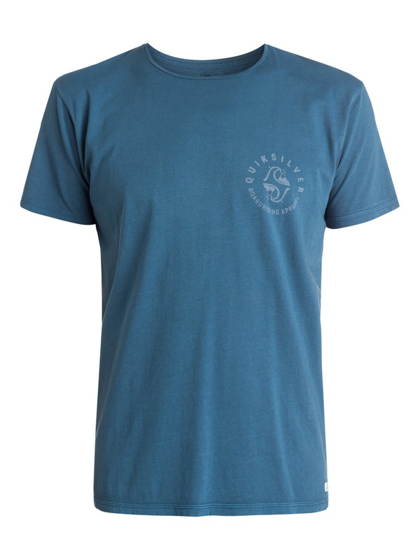 0 Unidentified FO Modern Fit Tee  EQYZT03441 Quiksilver