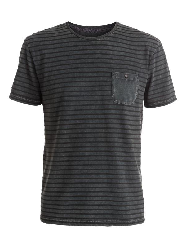 0 Acid Man Stripe - T-shirt  EQYZT03450 Quiksilver