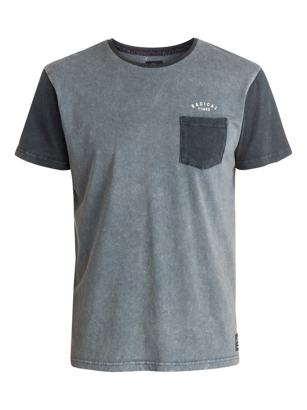 0 Radical Times Tee  EQYZT03451 Quiksilver