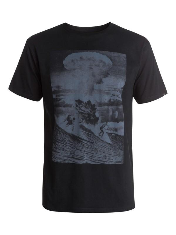 0 Classic Surf Apocalypse - T-shirt  EQYZT03467 Quiksilver