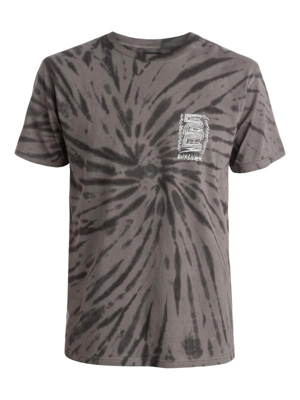 0 Snake Tie Premium Fit T-Shirt  EQYZT03514 Quiksilver