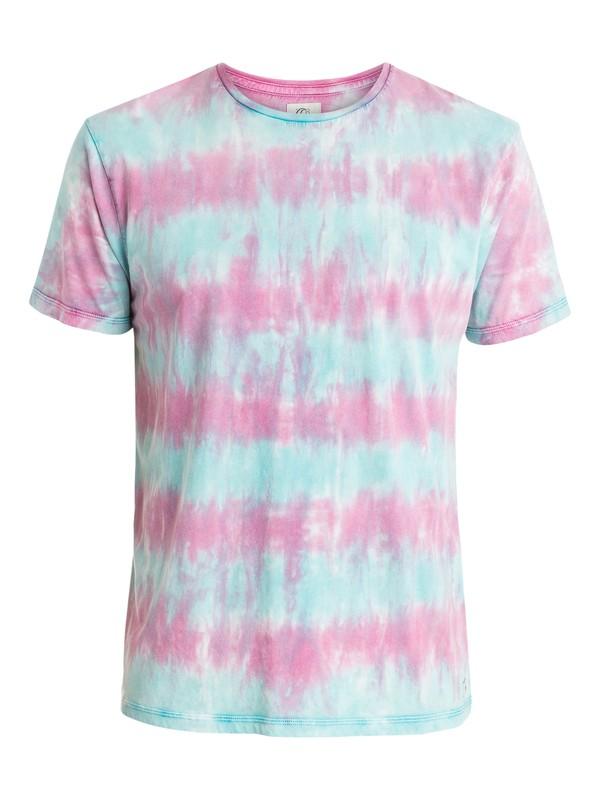 0 Tie Ard Premium Fit  T-Shirt  EQYZT03518 Quiksilver