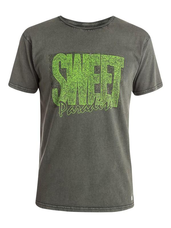 0 Sweet Paradise Premium Fit  T-Shirt  EQYZT03520 Quiksilver