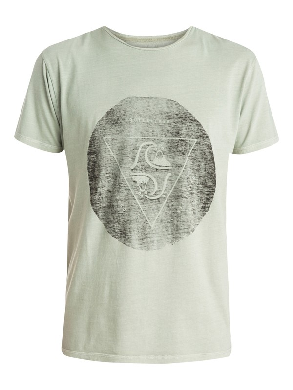 0 Inked Factor Premium Fit T-Shirt  EQYZT03528 Quiksilver