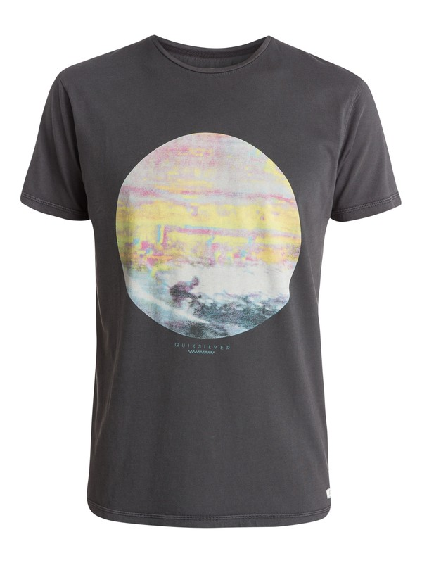 0 Distorsion Premium Fit T-Shirt  EQYZT03533 Quiksilver