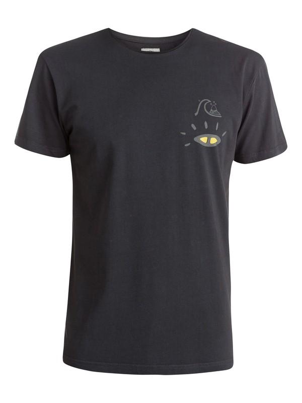 0 Snake Eye T-Shirt  EQYZT03538 Quiksilver