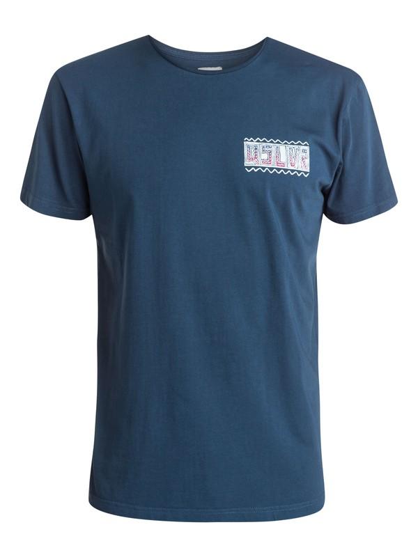 0 Tribal Coin T-Shirt  EQYZT03539 Quiksilver