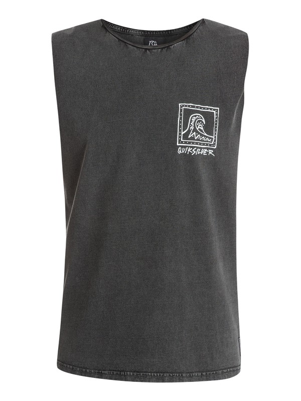 0 Snake Lord Muscle Tank  EQYZT03545 Quiksilver