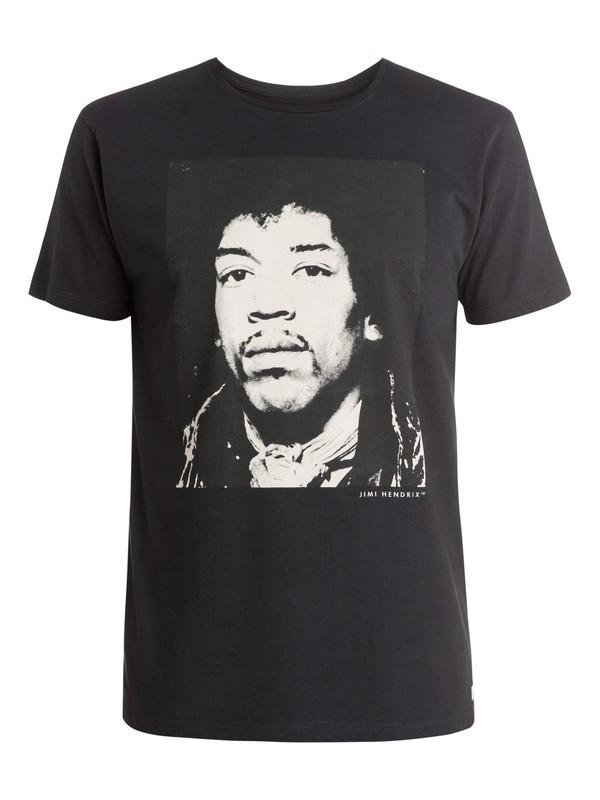 0 Hendrix T-Shirt  EQYZT03570 Quiksilver