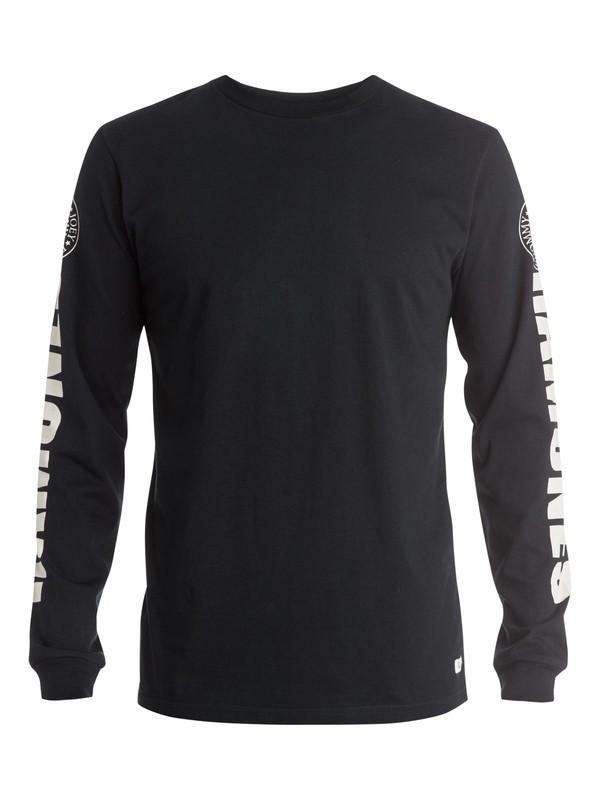 0 Ramones - T-shirt  EQYZT03572 Quiksilver
