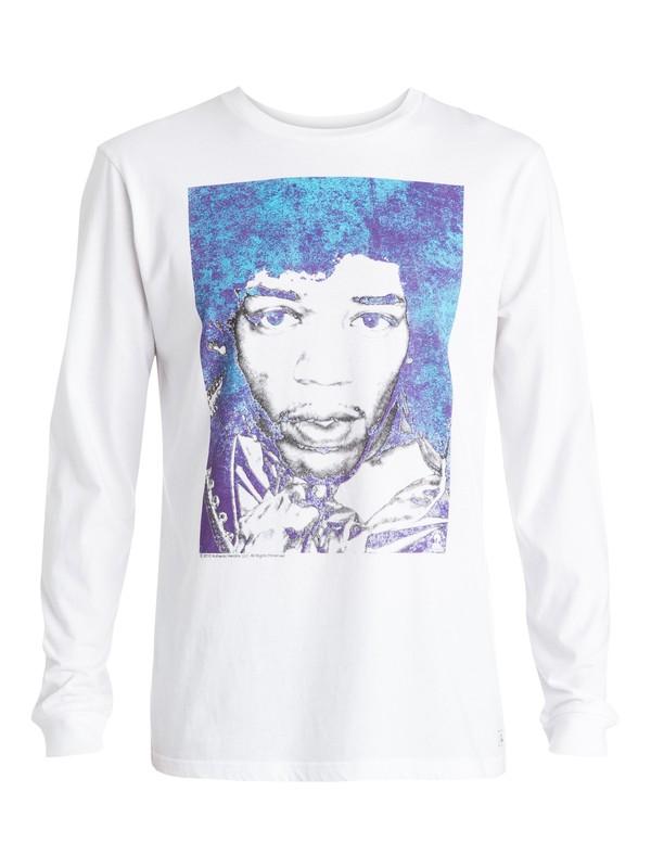 0 Hendrix White - Camiseta  EQYZT03594 Quiksilver