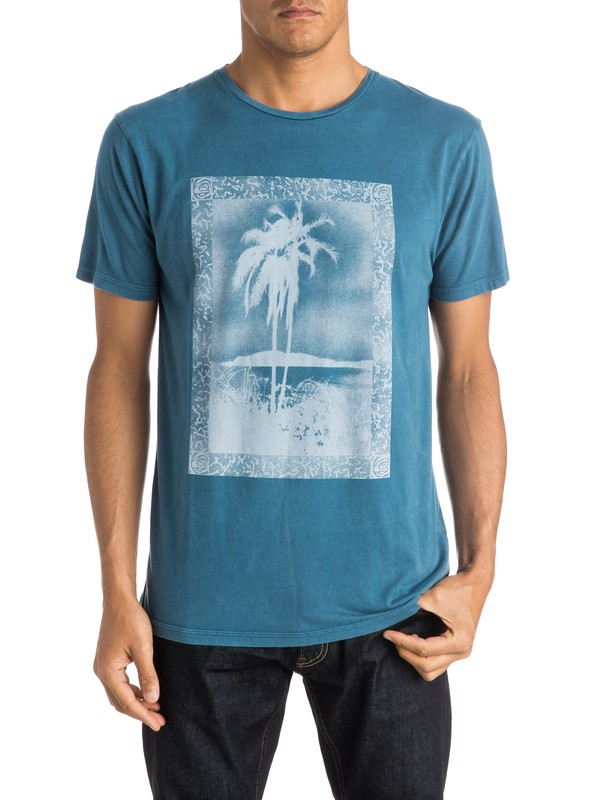 0 Postcard - Camiseta  EQYZT03603 Quiksilver