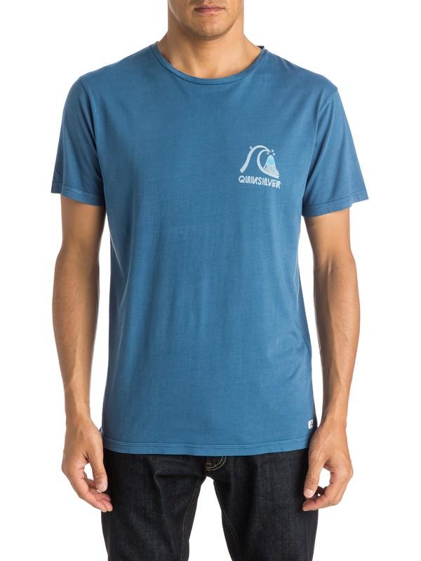 0 Garment Dyed Original - Camiseta  EQYZT03608 Quiksilver
