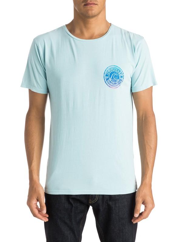 0 Garment Dyed Spiral - Camiseta  EQYZT03609 Quiksilver