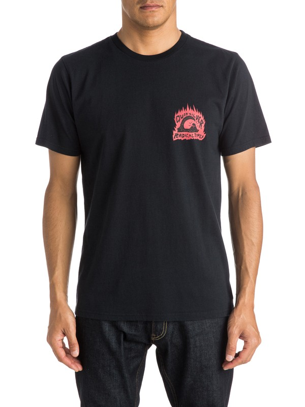 0 Sweet And Sour Tee  EQYZT03613 Quiksilver
