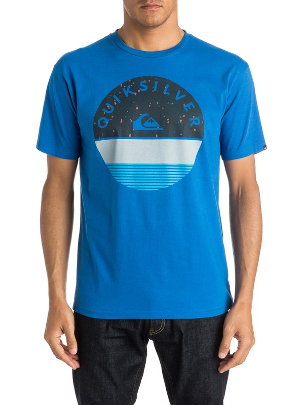 0 Classic Extinguished - T-shirt  EQYZT03629 Quiksilver
