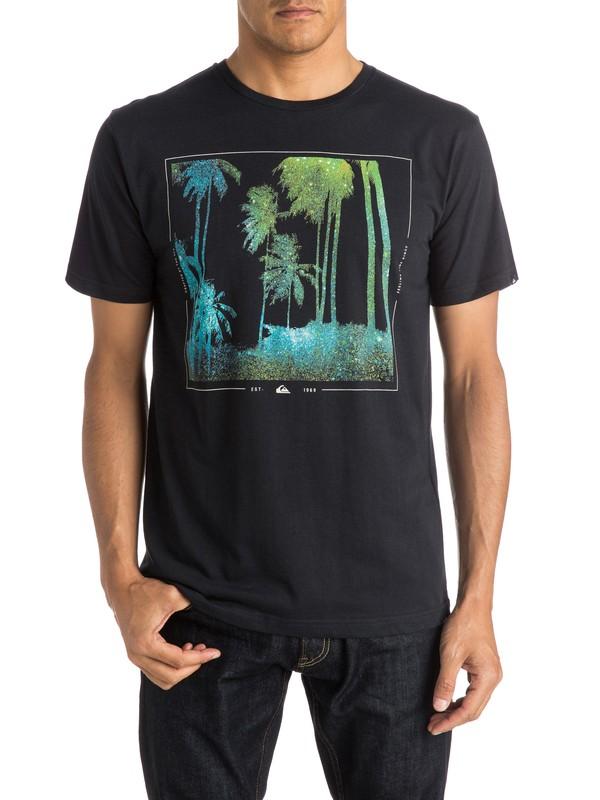 0 Classic Night Vision - T-shirt  EQYZT03630 Quiksilver
